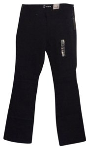 jcp Boot Cut Pants black