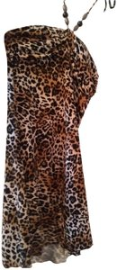 My Michelle short dress Cheetah on Tradesy