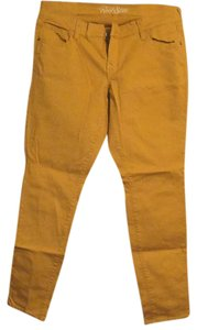 Old Navy Relaxed Pants mustard