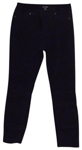 Roz & Ali Relaxed Pants Navy