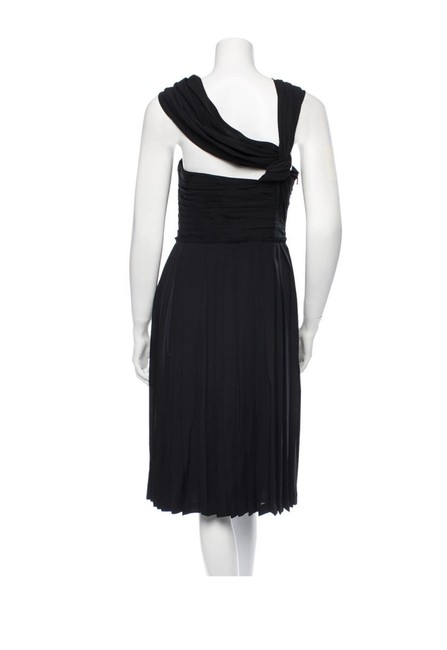 3.1 Phillip Lim short dress Black Silk on Tradesy