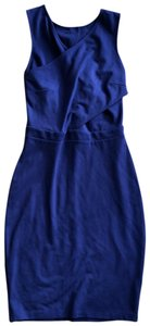 cupcakes and cashmere short dress Blue on Tradesy