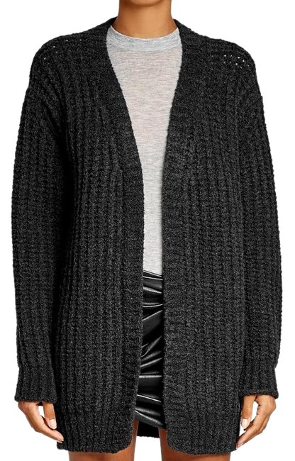 Preload https://img-static.tradesy.com/item/23535843/iro-ribbed-wool-cardigan-grey-sweater-0-1-650-650.jpg
