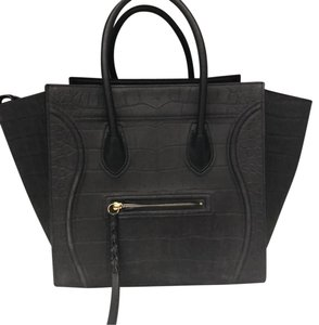 Céline Tote in Midnight Blue