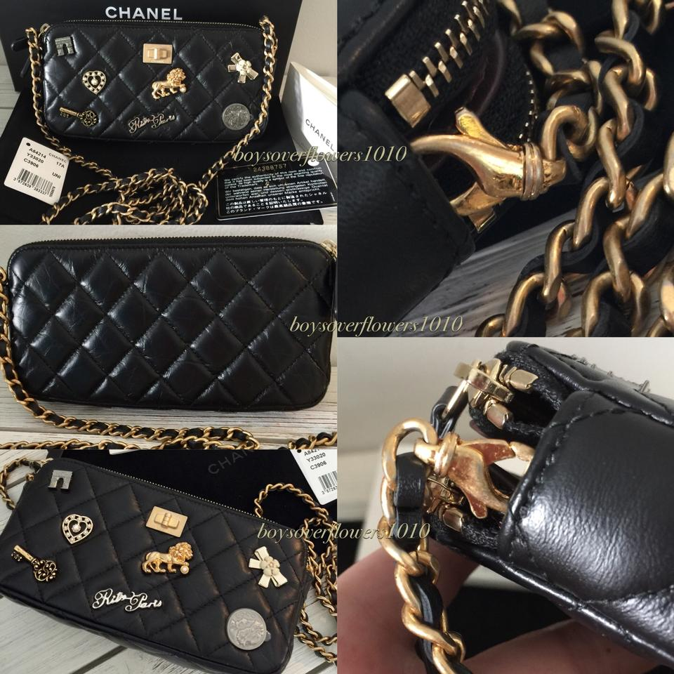 63b7b761514e57 Chanel Clutch Lucky Charms Woc Cross Body Bag Image 11. 123456789101112