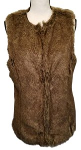 I 'Heart' Ronson Faux Fur Fur Urban Night Out Fur Vest