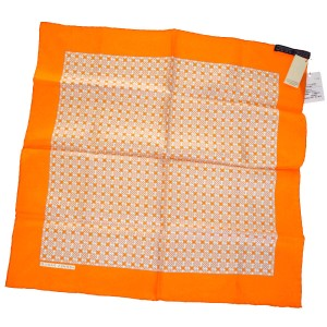 Hermès HERMES Scarf Carre Handkerchief 100% Silk Accessory France