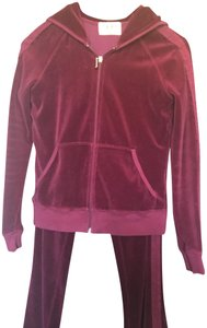 Juicy Couture Velour Two Piece Suit