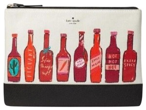 Kate Spade Hot Sauce Hot Sauce Purse Hot Sauce Clutch