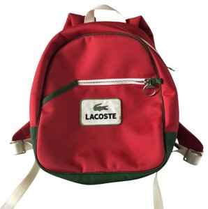 d71270f64ff6ed Lacoste Backpacks - Up to 90% off at Tradesy