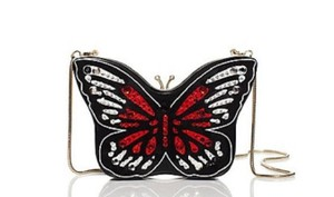 Kate Spade Butterfly Butterfly Butterfly Purse Clutch
