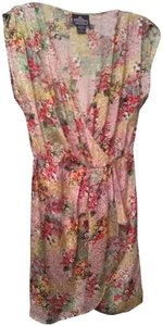 Angie short dress Floral on Tradesy