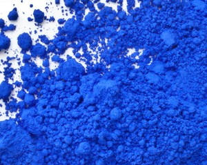 Ultramarine Blue 1.5 Gram Cobalt Soap and Cosmetic Pigment Sample Powder