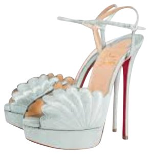 Christian Louboutin Pale Pumps