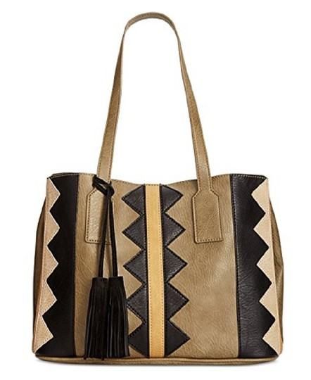 INC International Concepts Tote in Multi Image 1