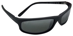 8e80733873c Maui Jim Polarized MAUI JIM Sunglasses LEGACY MJ 183-2M Matte Black w/ Grey