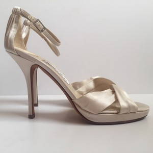 Jimmy Choo Ivory/White Formal