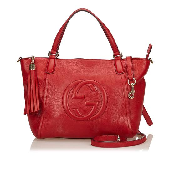 Preload https://img-static.tradesy.com/item/23539286/gucci-soho-working-red-leather-x-others-satchel-0-0-540-540.jpg