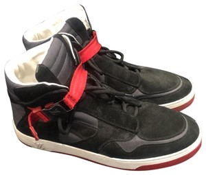 Louis Vuitton Black and red Athletic