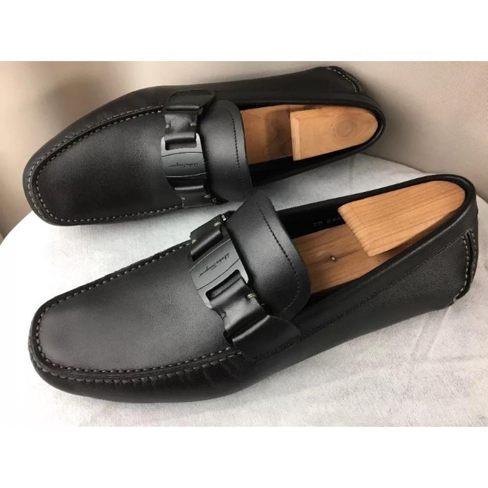 affordable price usa cheap sale lowest price Salvatore Ferragamo New *2018* Sardegna Driver Loafer Slip On Ee ...