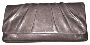 Hobo International gray taupe Clutch