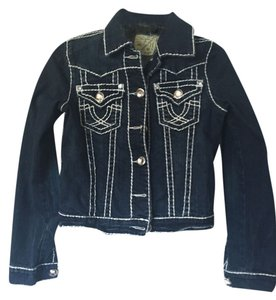 LA Idol Womens Jean Jacket