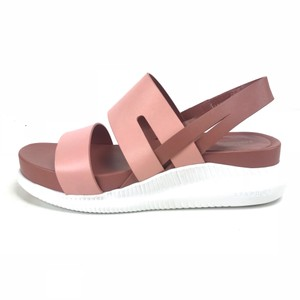 Cole Haan Coral Almond Cedarwood Optic White Sandals