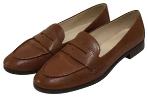 Cole Haan British tan Flats