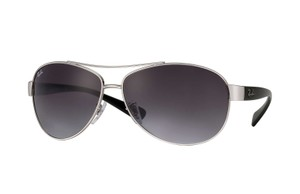 Ray-Ban Ray-Ban Sunglasses Black/ Grey Gradient 63mm RB3386