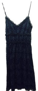 Windsor short dress blue Fun Summer Lace on Tradesy