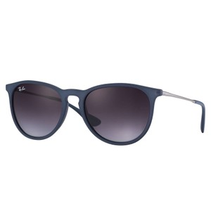 Ray-Ban Ray-Ban Erica Color Mix Sunglasses Blue/ Gunmetal Grey 54mm RB4171