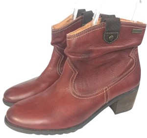 PIKOLINOS Red/Brown Boots