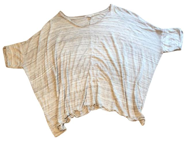 Item - Oatmeal Loose Soft Maternity Top Size 8 (M)
