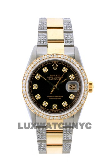 Preload https://img-static.tradesy.com/item/23542447/rolex-free-shipping-38ct-36mm-datejust-gold-ss-with-box-and-appraisal-watch-0-0-540-540.jpg