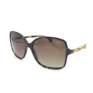 Chanel Butterfly Gradient Brown Polarized 5355 c.714/S9 Sunglasses