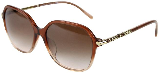 Burberry Brown/Pink W Oversized W/Pink Gradient 4228-f 3608/13 Sunglasses Burberry Brown/Pink W Oversized W/Pink Gradient 4228-f 3608/13 Sunglasses Image 1