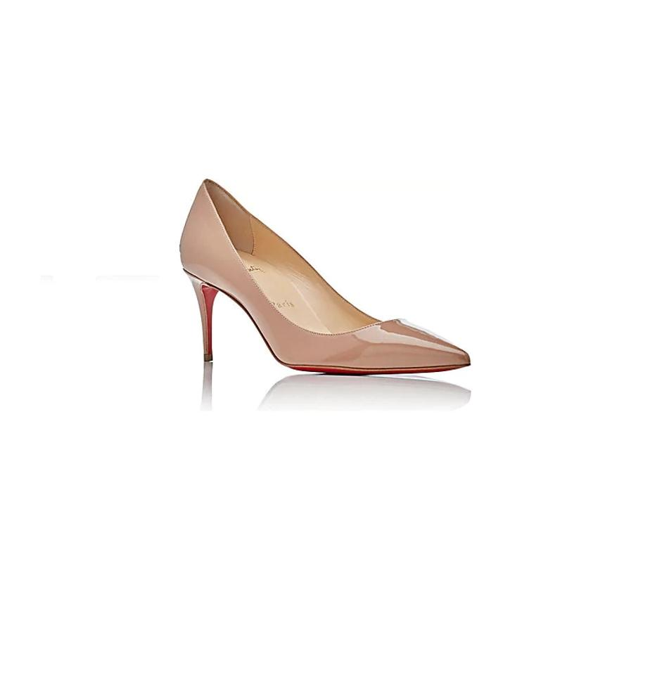 new concept a7161 d2752 Christian Louboutin Nude Decollete 554 - 85mm Pumps Size EU 42 (Approx. US  12) Regular (M, B) 10% off retail