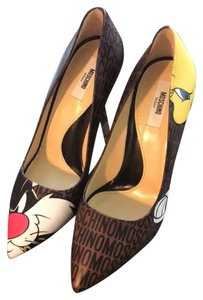 Moschino Brown/Multi Formal