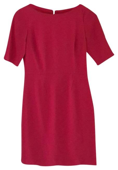 Item - Pink Mid-length Work/Office Dress Size 0 (XS)