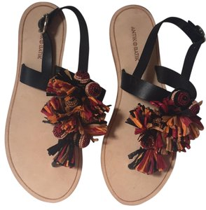 Antik Batik multi colored Sandals