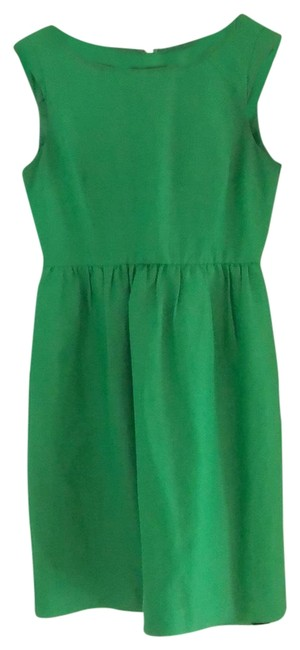 Preload https://item1.tradesy.com/images/jcrew-green-mid-length-short-casual-dress-size-2-xs-23544915-0-1.jpg?width=400&height=650