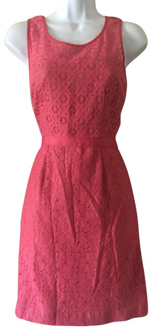 Preload https://item3.tradesy.com/images/elle-lace-short-casual-dress-size-8-m-23544937-0-1.jpg?width=400&height=650