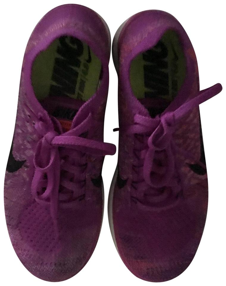 Nike Purple Barefoot Ride Ride Barefoot 4.0 Sneakers 6e002a