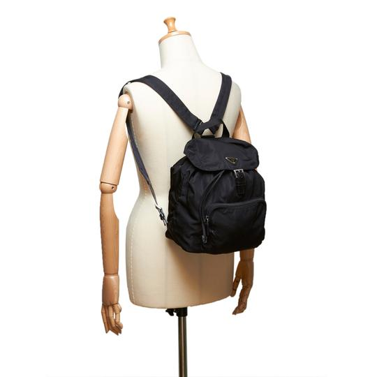 Prada 8dprbp017 Backpack