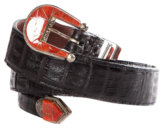 Preload https://item4.tradesy.com/images/balance-collection-by-marika-black-bandera-crocodile-belt-23545038-0-2.jpg?width=440&height=440