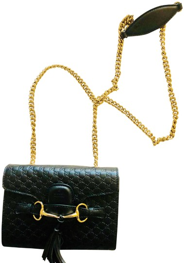 Preload https://item3.tradesy.com/images/gucci-emily-micro-gg-guccissima-449636-black-leather-cross-body-bag-23545047-0-3.jpg?width=440&height=440