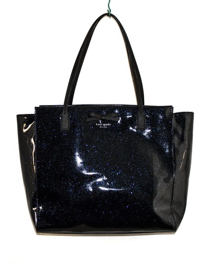 Preload https://img-static.tradesy.com/item/23545078/kate-spade-navy-black-patent-leather-tote-0-0-540-540.jpg
