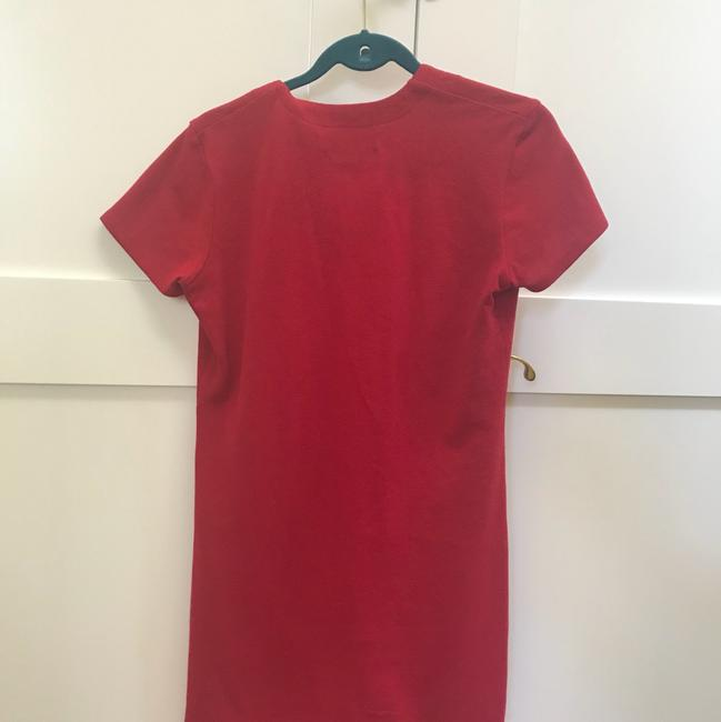 Reformation short dress Red on Tradesy
