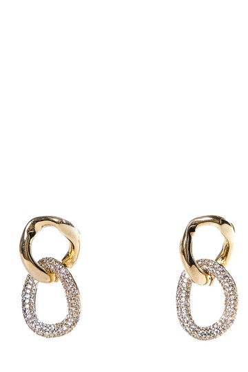 Preload https://item4.tradesy.com/images/gold-chain-link-earrings-23545128-0-0.jpg?width=440&height=440