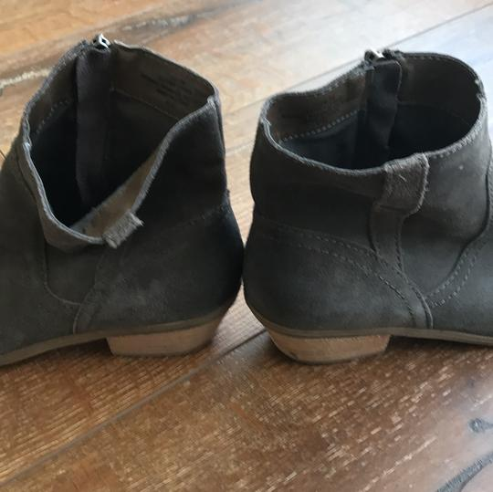 Steve Madden charcoal Boots